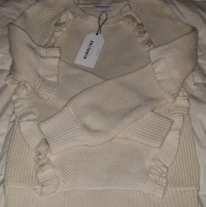 Highline sweater